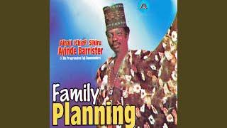 Alhaji Ajibade Babatola Medley