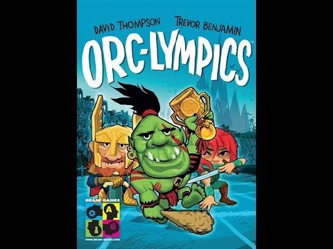 Bower's Game Corner: Orc-Lympics Review