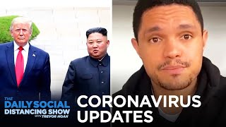 Faster Tests, Postponed Olympics & States on Lockdown | The Daily Social Distancing Show