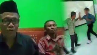 Video Klarifikasi Terkait Murid yang 'Keroyok Guru', Kepsek: Tidak Ada Tindakan Pemukulan