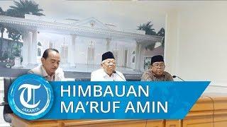 Wakil Presiden Ma'ruf Amin Meminta Guru Ngaji untuk Tidak Sebarkan Paham Radikalisme