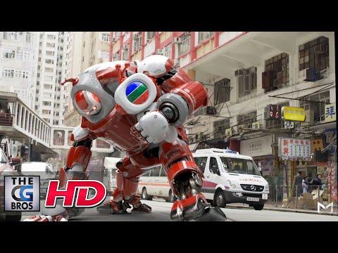 "CGI & VFX Breakdowns: ""Tvbuddy Meets Set Top Men"" – by MoonShine Animation"