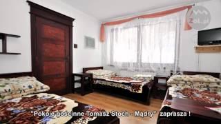 preview picture of video 'ZoL.pl - Pokoje gościnne -Tomasz Stoch - Mądry - Biały Dunajec Noclegi  Guest Rooms'