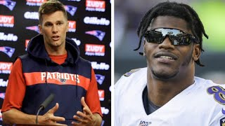 NFL Players and Social Media REACT to Lamar Jackson's DOMINANCE of the League So Far