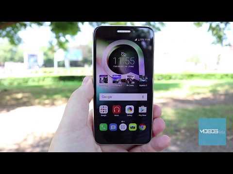 Alcatel Shine Lite Review