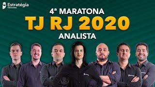 4ª Maratona TJ RJ: Analista