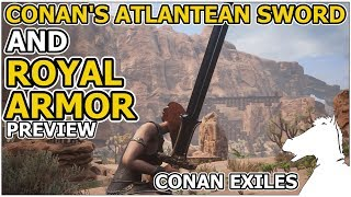 Conan Exiles Conan's Atlantean Sword DLC STEAM cd-key GLOBAL