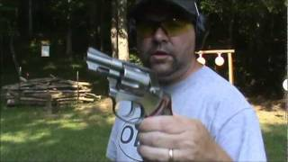 .38 Special Wheel Gun Range Time