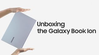 Galaxy Book Ion: Official Unboxing | Samsung thumbnail