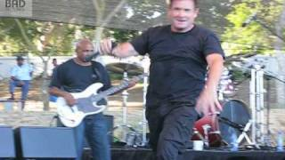 Johnny Clegg Concert in Cape Town