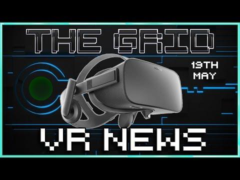 Half Life 2 VR, HTC Vive Mobile VR, Oculus Tech, Evangelion, Grav Lab, Family Guy, SteamVR Home