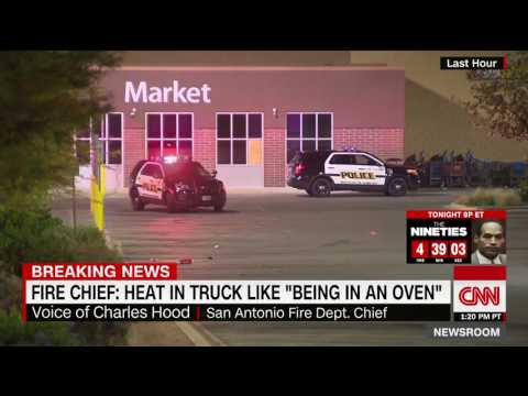 At least 9 dead in San Antonio trailer incident