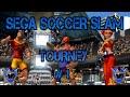 Sega Soccer Slam Tourney 1 Ps2 Classic