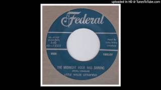 Littlefield, Little Willie - The Midnight Hour Was Shining - 1958