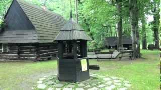 preview picture of video 'Skansen - Zagroda Wsi  Pszczyńskiej'