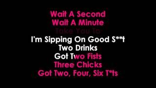 Will I Am Feat Pia Mia   Boys And Girls karaoke