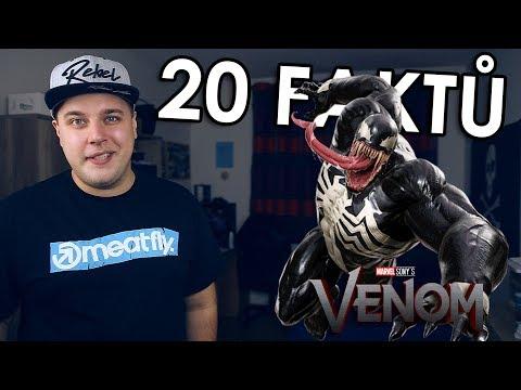 20 FAKTŮ - Venom