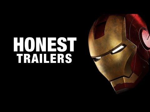Upřímné trailery: Iron Man