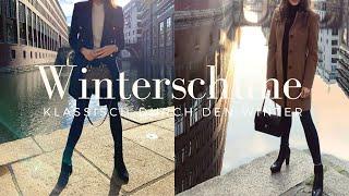 Klassische Winterboots und Stiefel | Miss Susanne