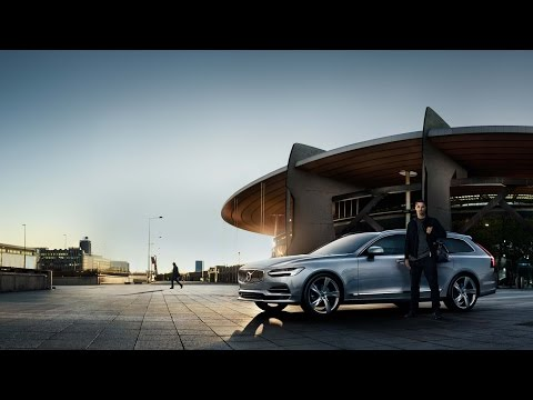Volvo Commercial for Volvo V90 (2016) (Television Commercial)
