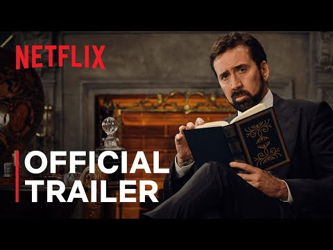 History of Swear Words Trailer Starring Nicolas Cage