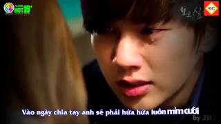 Anh Buông Tay Rồi Đó Em Đi Đi   Lương Gia Hùng  MV Fanmade Lyric