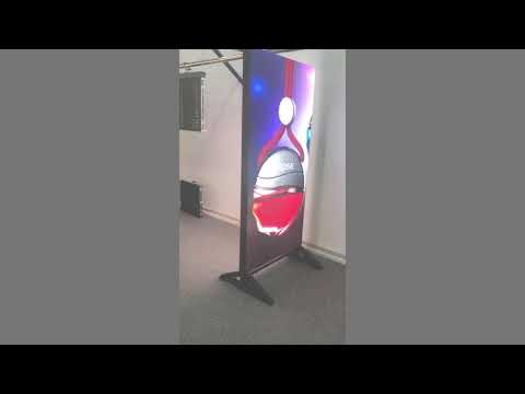 Double Sided Indoor & Outdoor Active LED Videowall