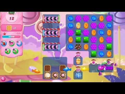 Candy Crush Saga Level 3787 NO BOOSTERS