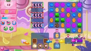 Candy Crush Saga Level 3787 NO BOOSTERS