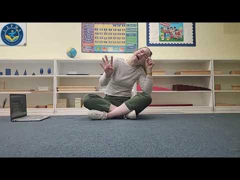 Virtual Preschool the Montessori Way-For 18 Month to 3 Year Old Children - Learn & Play Montessori