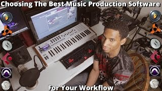 VIDEO: The Best Music Production Software For Beginners