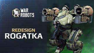 Rogatka: new model