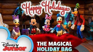 Mickey Mouse And The Magical Holiday Bag   Mickey Mouse Mixed-Up Adventures   Disney Junior