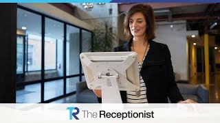 The Receptionist for iPad video