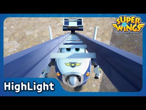 The Good Knight | SuperWings Highlight | S1 EP48