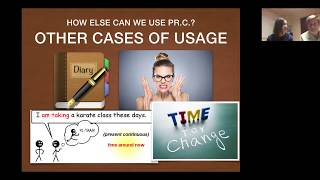 Grammar Talks: How to Use Present Continuous?