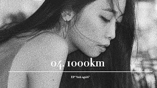 """4. 1000KM   TRANG (trích tuyển tập """"tình người."""", 2018)"""