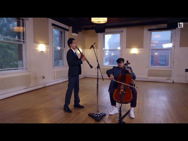 Svante Henryson - Off Pist (Performed by Katsuya Yuasa and Roman Soto)