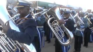 Sedibeng Marines @ Mzini  2014 Pula Tsa Lehlohonolo