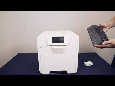 Ultima Retransfer Card Printer