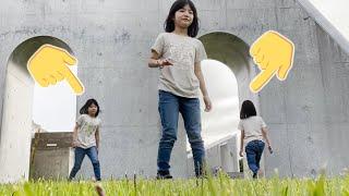 Magic Tunnel funny vfx video | Viral magic video #SHORTS