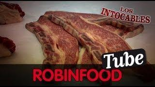 ROBINFOOD / Carne Gallega De Bandeira + Tartare De Carne Luismi