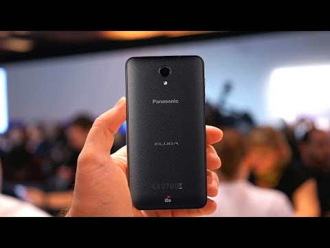 Panasonic Eluga L2 New 4G dual-SIM Smartphone First Look ᴴᴰ