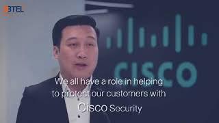 Giải pháp tích hợp bảo mật của Cisco
