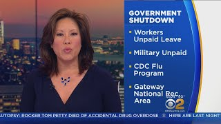 So, What Does A Government Shutdown Mean For You?