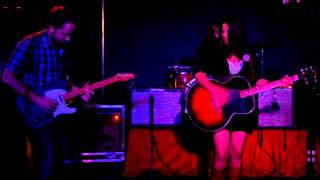"""Katie Grace - """"All That Matters"""" [Todd Snider] - Live at The Park Bar - Detroit, MI - Oct 8, 2011"""