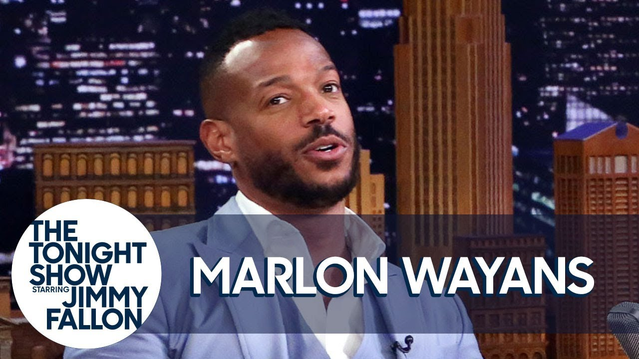 Marlon Wayans on Eddie Murphy Visiting Him in the Projects and Finally Making Him Laugh thumbnail