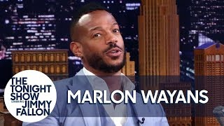 Video Marlon Wayans on Eddie Murphy Visiting Him in the Projects and Finally Making Him Laugh MP3, 3GP, MP4, WEBM, AVI, FLV September 2019