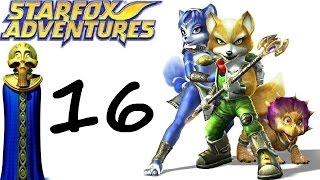 Star Fox Adventures - Walkthrough - Part 16 - The Walled City! - Video Youtube