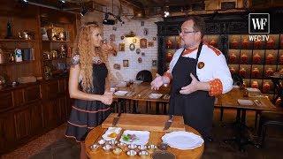Ресторан Матрешка, шеф-повар Влад Пискунов в передаче Да,шеф!